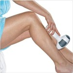 Using TRIA Laser Hair Removal System