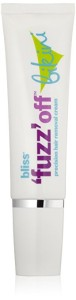 Bliss fuzz bikini line cream hair removal