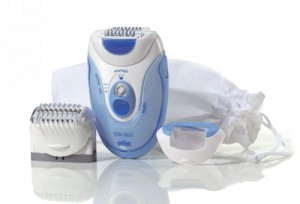 Hair Removal Epilator For Trips Or Vacation