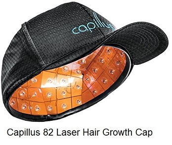 Capillus 82 Laser Hair Growth Machine 2017