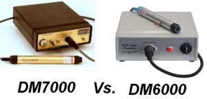 DM7000 Laser Hair Removal Vs DM6000 Laser System