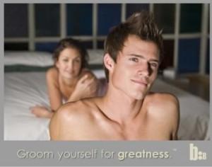 Smooth balls hair free