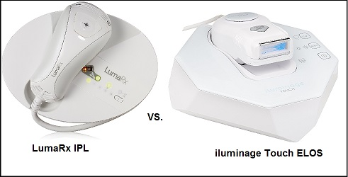 Lumarx vs iluminage Touch