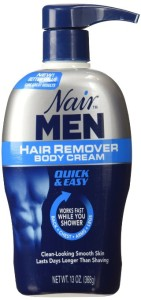 Men butt hair removal cream
