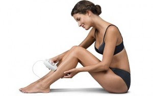 Philips Lumea Comfort IPL for lower legs