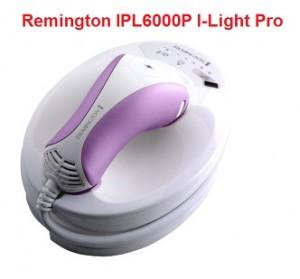 Remington Coupon IPL6000P I-Light Pro