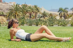 Tria laser hair removal pain