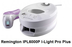 Remington ipl 6000 pro plus