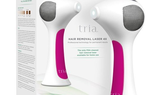 TRIA laser for bikini line hair removal