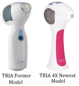 TRIA old vs new model