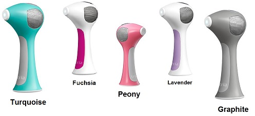 Tria Hair Removal Laser 4X - 5 colors
