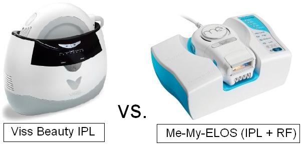 Viss Beauty Ipl Vs Me My Elos Hair Removal Systems Amp Dangers