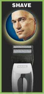 Wahl Men's Shaver Trimmer Combo