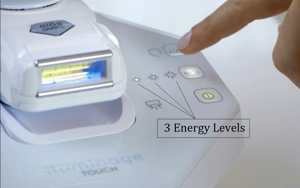 iluminage Touch Energy Level ELOS