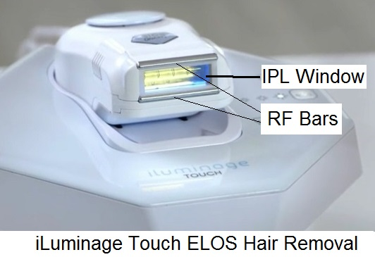 iluminage Touch IPL and RF Bars