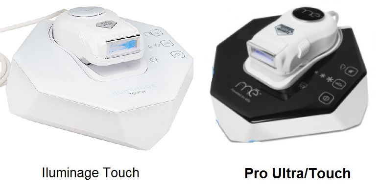 iluminage Touch vs Pro Ultra