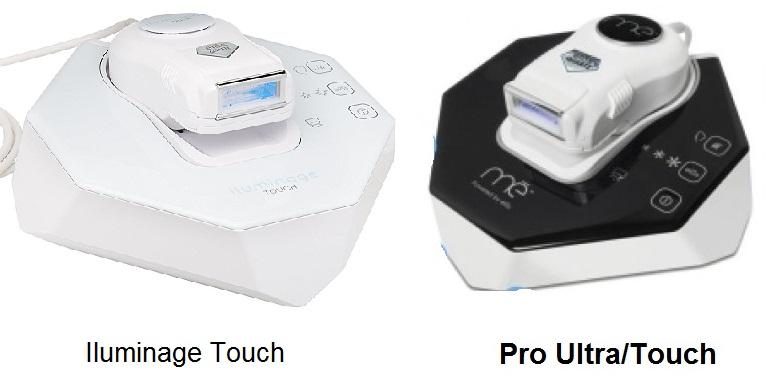 iluminage Touch vs Pro Ultra