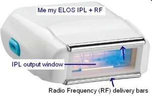 Me my ELOS joules IPL + RF Cartridge